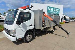 MITSUBISHI FUSO CANTER FE85 ** SERVICE TRUCK ** #5022 Archerfield Brisbane South West Preview