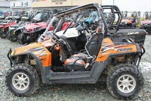 2009 Polaris Ranger RZR 800 EPS Orange Madness LE