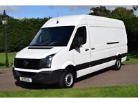 Volkswagen Crafter 2.0TDI 136PS CR35 LWB