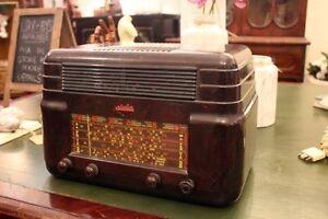 1940's Vintage Kreisler Brown Bakelite Radio Sydney City Inner Sydney Preview