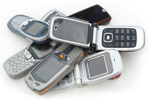 WANTED: Old Cell Phones in any condition