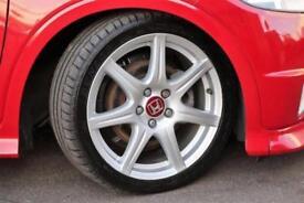 2008 Honda Civic 2.0 i-VTEC Type R GT Hatchback 3dr Petrol red Manual