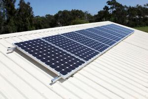 Solar Roof Mount DIY Kit - NOW $19, 995