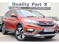 2015 Honda Cr-V 1.6 i-DTEC EX 4x4 5dr (Honda Connect with Navi)