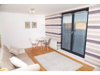 Short Term Let - modern apartment with great views of the Forth