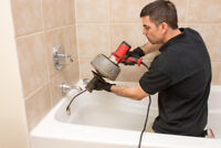 Drain  Cleaning, Backwater Valves & More! 647-980-0782