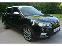 2018 Ssangyong Tivoli 1.6D ELX AUTO STYLE PACK Hatchback Diesel Automatic