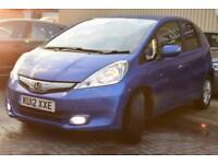 2012 Honda Jazz 1.3 IMA HS CVT 5dr