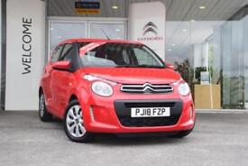 2017 CITROEN C1 1.0 VTi Feel 5dr