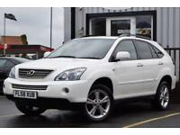 2008 58 LEXUS RX 3.3 400H SE CVT 5D 208 BHP
