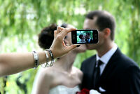 Get $25 gas card when book your Wedding with me