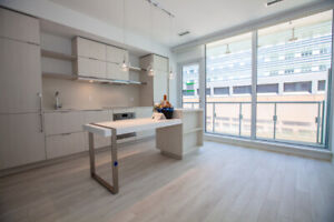 YONGE and QUEEN! NEW ONE BED CONDO $2100