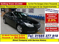 2011 - 61 - VAUXHALL INSIGNIA EXCLUSIV 2.0CDTI 5 DOOR HATCHBACK (GUIDE PRICE)