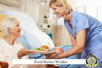 GHA Food Service Worker (FSW) Program = Job Opportunities