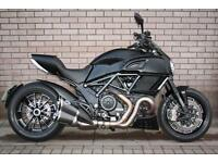 DUCATI DIAVEL 1198 BLACK TERMIGONI EXHAUST