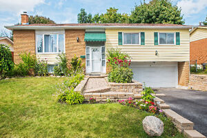 Charming Home In The Heart Of Markham Village! 3+2