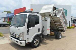 ISUZU NPR 300 ** TIPPER ** CAR LICENCE ** #4986 Archerfield Brisbane South West Preview
