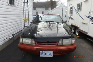 1993 Ford Mustang Other