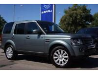 2015 15 LAND ROVER DISCOVERY 3.0 SDV6 COMMERCIAL XS 1D AUTO 255 BHP DIESEL