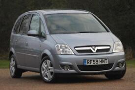 Vauxhall/Opel Meriva 1.8i 16v ( a/c ) 2010MY Design