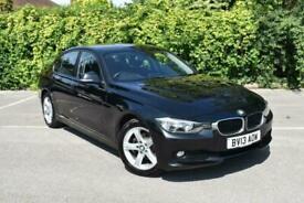 image for 2013 13 BMW 318d SE Diesel 85,000 Miles FSH New Black Metalic