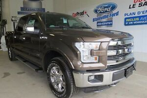 Ford F-150 LARIAT CUIR.TOIT.NAVIGATION 2016