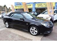 2010 10 SAAB 9-3 1.9TiD CONVERTIBLE VECTOR SPORT GOOD AND BAD CREDIT CAR FINANCE