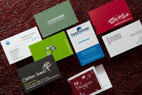 Custom Professional Business Card Design for only $10