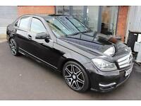Mercedes C220 CDI BLUEEFFICIENCY AMG SPORT PLUS