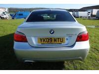 2009 BMW 5 Series 3.0 525d M Sport 4dr