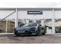 2018 McLaren 720S Performance V8 Coupe SSG Automatic Petrol Coupe