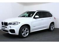 2014 BMW X5 2.0 25d M Sport Steptronic sDrive 5dr (start/stop)