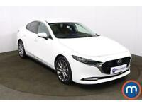 2020 Mazda 3 2.0 Skyactiv-X MHEV Sport Lux 4dr Saloon Hybrid Manual