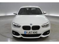 BMW 1 Series 116d M Sport 5dr [Nav] Step Auto