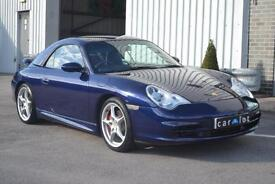 2003 Porsche 911 3.6 996 Carrera 4 AWD 2dr