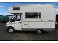 Mobilvetta Top Driver 52 4 Berth Motorhome for sale
