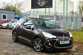 image for 2015 DS DS 3 1.6 BLUEHDI DSTYLE NAV S/S 3d 98 BHP Convertible Diesel Manual