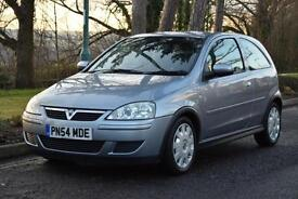 VAUXHALL CORSA 1.4i 16v AUTOMATIC DESIGN, AIR CON, 32,000 MILES ONLY