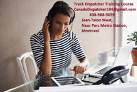 Truck Dispatcher Training Course - Work From Home