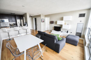 UTILITIES INCLUDED + FURNISHED TOP FLOOR PENTHOUSE CONDO