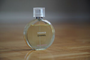 Chanel Chance Perfume - barely used