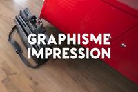 Carte d'affaires, Infographie, graphisme, site web Longueuil