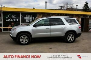2012 GMC Acadia 7 PASSENGER AWD FREE LIFETIME OIL CHANGES