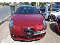 2012 12 Alfa Romeo Giulietta 2.0 GOOD AND BAD CREDIT FINANCE AVAILBLE