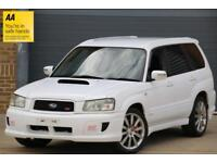 Subaru Forester Sti FRESH IMPORT RUST FREE AND SUPERB THROUGH OUT