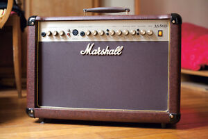Marshall AS50D acoustic/vocal amp