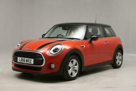 image for 2018 MINI HATCHBACK 1.5 Cooper II 3dr Auto CRUISE CONTROL - FRONT SPORT SEATS Ha