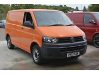Volkswagen Transporter 2.0TDi 140PS SWB T32 AIR-CON TAILGATE *CHOICE OF 10*