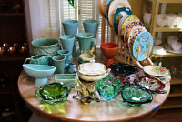 LARGERST COLLECTION OF VINTAGE GLASS AND ANTIQUES EVER OFFERED