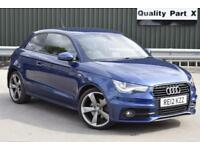 2012 Audi A1 1.4 TFSI Black Edition S Tronic 3dr